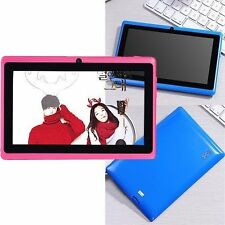 """7""""Android4.2 Capacitive Touch Tablet PC Dual Camera Dual Core 4GB 1.2GHz WiFi"""