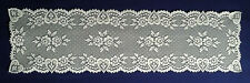 Hearts and Roses Lace Doilies and Table Runners in White and Ivory/Cream
