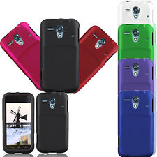Matte Hard Rubberized Snap On Phone Cover Case Skin for Kyocera Hydro Edge C5215