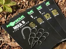 korda Mixa Hooks - ALL SIZES - BARBED/BARBLESS - FREE POSTAGE