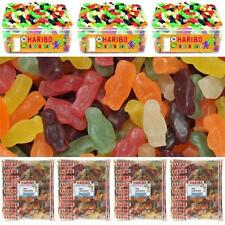 Haribo Jelly Babies - Sweets For Gifts Weddings Parties - Different Bag Sizes