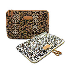 "Sexy Leopard Notebook Laptop Sleeve Case Bag For 11""/13.3"" Apple MacBook Pro/Air"