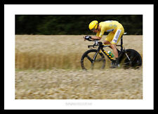 Bradley Wiggins 2012 Tour de France Time Trial Cycling Photo Memorabilia (163)