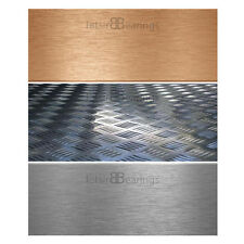 Copper Sheet Chequer Plate Tread Plate Aluminium Sheet Steel Various Options