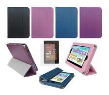 Folio Skin Cover Case and Screen Protector for Acer Iconia A110 Tablet