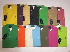 NEW WITH TAGS POLO RALPH LAUREN WOMEN'S SKINNY POLO SHIRTS