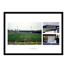 The Old Den Football Stadium Millwall FC Photo Memomrabilia (MDEN1)