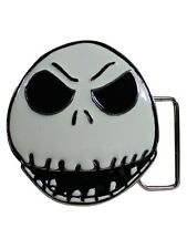 Nightmare Before Christmas Jack NBX Belt Buckle - NEW & OFFICIAL