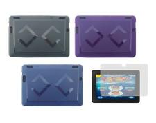 """TPU Gel Skin Cover Case and Screen Protector for Amazon Kindle Fire HDX 7"""" 2013"""