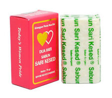 Sabun Sari Kesed Soap - Deodorant and skin whitening soap JAMU Feminine Hygiene