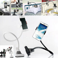 FLEXIBLE UNIVERSAL CAR HOLDER DESKTOP BED LAZY STAND FOR LATEST MOBILE PHONES UK