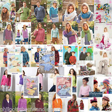 Stylecraft Knitting & Crochet Patterns,Baby, Ladies, Mens, Childrens, Special DK