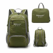 Foldable Hiking Camping Travel Outdoor Sport Backpack Rucksack Daypack Book Bag