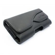 OEM Leather Pouch Phone Case Cover Holster Swivel Belt Clip For Sprint Verizon
