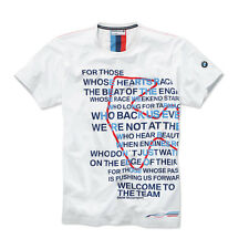 BMW Motorsport Mens Graphic T-Shirt