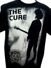THE CURE MENS T-SHIRT New Rare Band Shirt Size SM MED LG XL 2X Boys Dont Cry