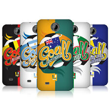 HEAD CASE DESIGNS FOOTBALL COUNTRIES SET 1 HARD BACK CASE FOR HTC PHONES 3