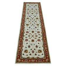 NEW Cornermill Rohira Oriental Runner Rug in Black, Cream, Red