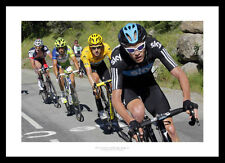 2012 Tour de France Froome & Wiggins Cycling Photo Memorabilia (294)