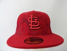 New Era 59 Fifty Cooperstown MLB St. Louis Cardinals Men's Baseball Cap Hat Wool