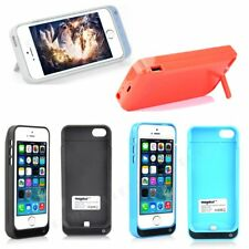4200MAH PORTABLE EXTERNAL BATTERY CHARGER CASE POWER BACKUP FOR IPHONE 5 5S 5C