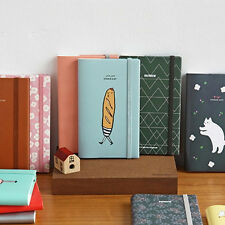 [2016 Rainbow Diary Special]Diary Scheduler Book Journal Monthly Weekly Planner