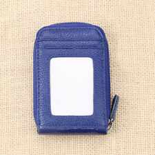 2015 New Fashion Leather Mini Wallet ID Credit Cards Holder Purse Money Bag