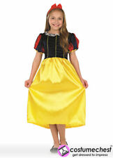 10-12 years Snow White Girl childrens dress up costume by Fun Shack
