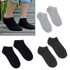 1/3/5 PAIRS MENS ULTIMATE BREATHABLE SOCKS THICK WARM WORK ANKLE SOCKS
