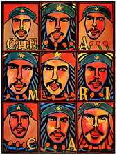 679.Che Political Wall Art Decoration POSTER.Graphics to decorate home office.