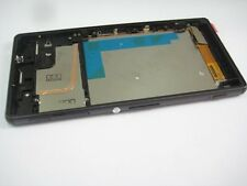Full LCD display Touch screen +Frame For Sony Z3 L55T D6653 D6603