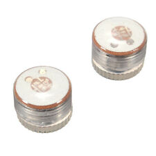 1 pc LED Flashing Light Up Earrings Accessories Blinking Ear Stud Dance Party