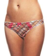 New Panache Cleo Sadie Womens Thong Orange Multi RRP £12 Free UK P&P 5899