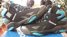 Reebok Shaq Attaq Black/Azure Sz: 12 & 13!!! Concord Bred Question