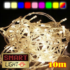 SmartLight™ 10m/100 LED Indoor/Outdoor String Fairy Lights-Christmas/Party/Xmas