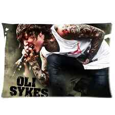 Oliver Sykes Bring me The Horizon For Pillow Case Square and Rectangle 001141
