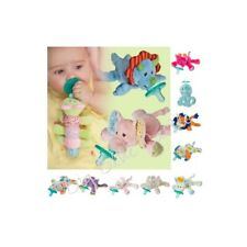 Mary Meyer WubbaNub Infant Baby Soothie Pacifier ~ You Choose Animal