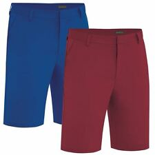 60% OFF OFF Ashworth 2015 Performance Solid Stretch Flat Front Mens Golf Shorts