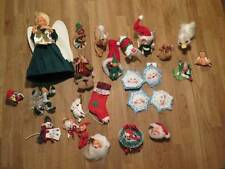 Annalee Christmas decorations ornaments figures vintage new Only Pay Ship on 1st