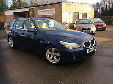 BMW 530 3.0D auto 2004 SE TOURING ESTATE,LEATHER,SERVICE HISTORY