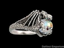Smaug Arkenstone Ring Sterling Silver Lord of the Rings The Hobbit