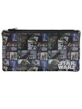 Star Wars Collage Flat Pencil Case