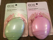 EOS Evolution Natural Organic Nourishing Everyday Hand Care Lotion 44ml/1.5oz