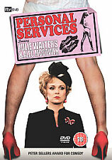 PERSONAL SERVICES  / JULIE WALTERS - NEW / SEALED DVD