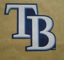 Tampa Bay Rays Decal Sticker MLB Baseball Licensed
