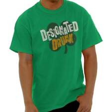 Drinking Party St. Patricks Day Beer Irish Drunk Funny Humor T T Shirt Tee