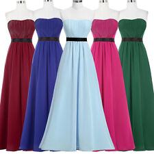 Plus Size Wedding Guest Long Evening Party Formal Prom Bridesmaid MAXI Dress NEW