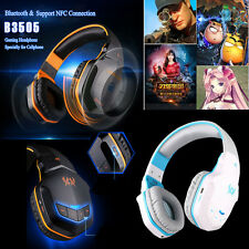 EACH B3505 Bluetooth 4.1 Stereo Gaming Headset Headphone Support NFC With Mic