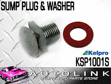 "KELPRO SUMP PLUG & WASHER 1/2"" - 20 SUIT CHRYSLER VALIANT AP6 6CYL 225 SLANT6"