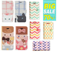 HAPPYMORI Mobile Phone Flip Phone Case Cover for Samsung Galaxy S4
